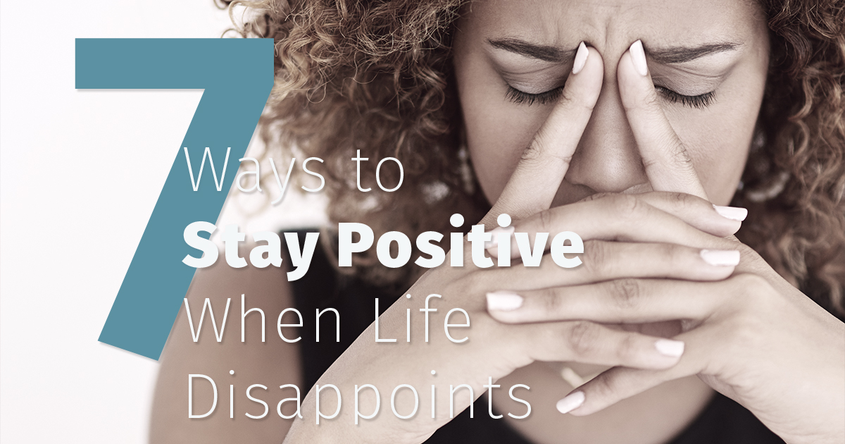 To be positive life ways in How to