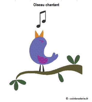 20170307 - Oiseau chantant - coinbroderie.fr