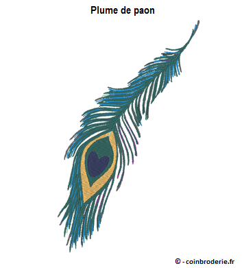 20170313 - Plume de paon - coinbroderie.fr