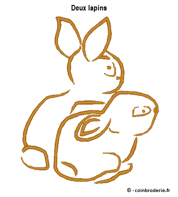 20170403 - Deux lapins - coinbroderie.fr