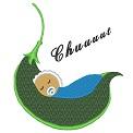 Fichier à broder gratuit :Chuuuut, Bébé dort