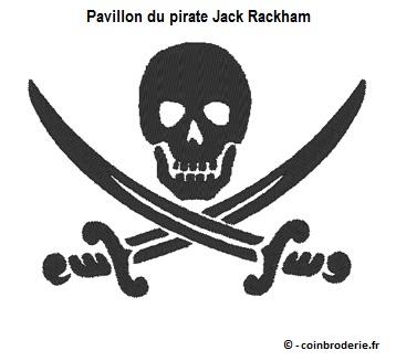 20170509 - Pavillon du pirate Jack Rackham - coinbroderie.fr