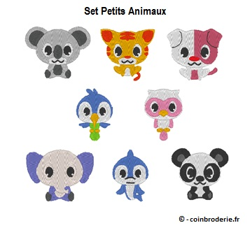 20170513 - Set Petits Animaux - coinbroderie.fr