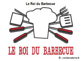 20170515 - Le Roi du Barbecue - coinbroderie.fr