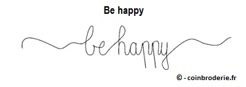 20170519 - Be happy - coinbroderie.fr