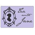 Fichier à broder gratuit :ITH Tea with Jane Tapis de tasse