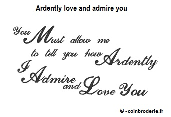 20170525 - Ardently love and admire you - coinbroderie.fr