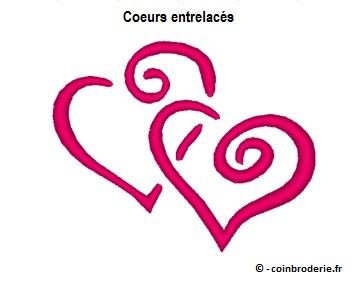 20170608 - Coeurs entrelacés - coinbroderie.fr