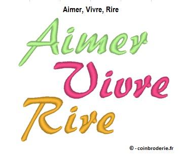 20170610 - Aimer, Vivre, Rire - coinbroderie.fr