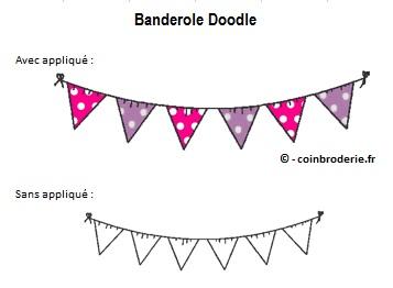 20170704 - Banderole Doodle - coinbroderie.fr