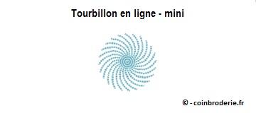 20170705 - Tourbillon en ligne - mini - coinbroderie.fr