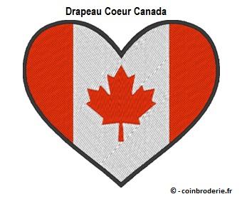 20170806 - Drapeau Coeur Canada - coinbroderie.fr