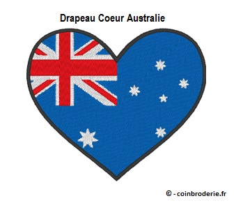 20170812 - Drapeau Coeur Australie - coinbroderie.fr