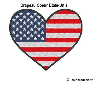 20170813 - Drapeau Coeur Etats-Unis - coinbroderie.fr