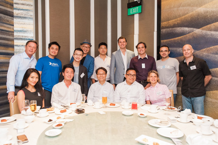 Blockchain Supper Club Singapore