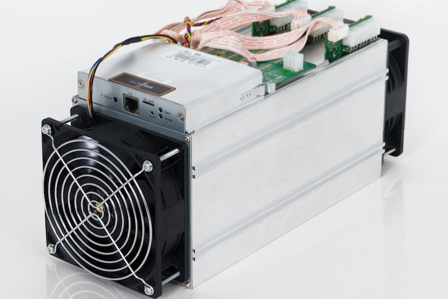 Antminer S9 is one of the fastest Bitcoin miners you can buy