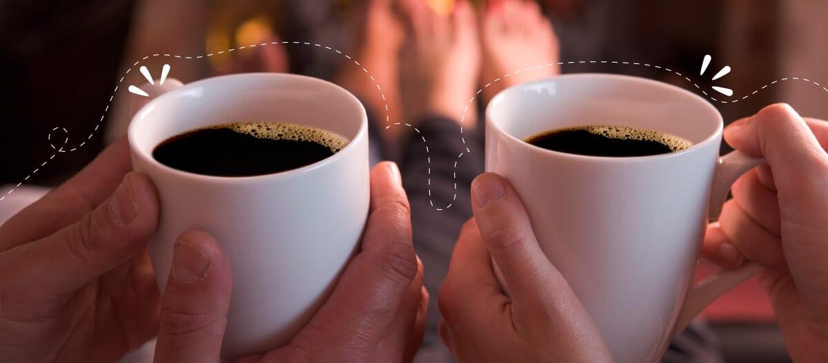 Cafe nstantaneos momentos