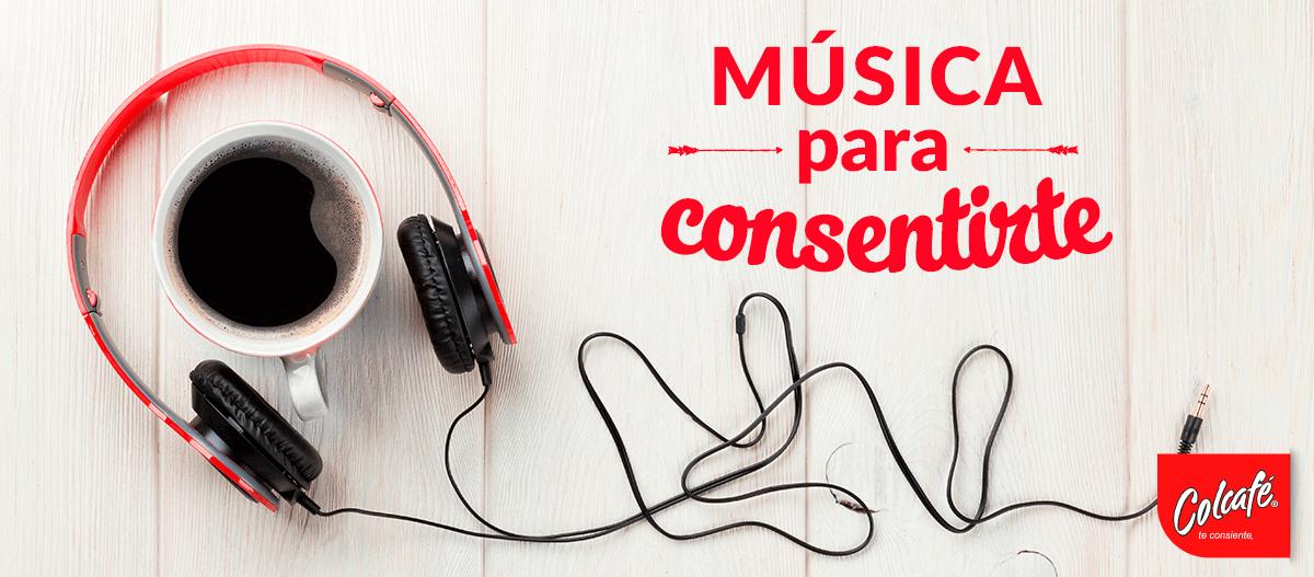 Tiempoparati con la música ideal para consentirte