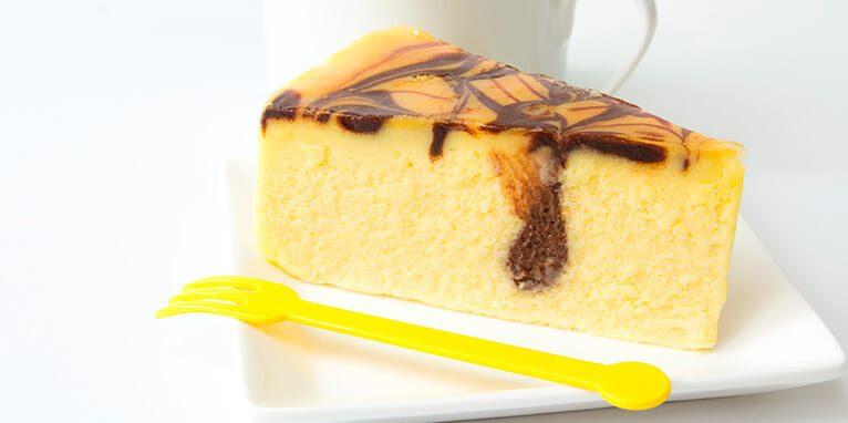Cheesecake cappuccino vainilla