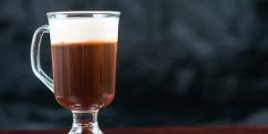 Receta café irlandes