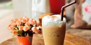 Receta Granziado de Colcafé coffe crem