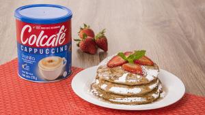 Torta holandesa de Colcafé Vainilla