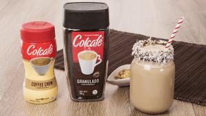 Malteada de Colcafé con maní