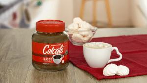 Receta de Colcafé Clásico caliente con masmelos