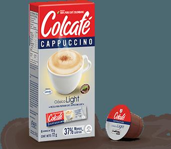 Colcafé Cappuccino light