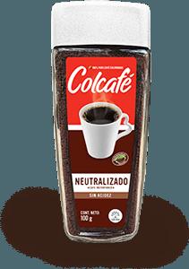 Colcafé neutralizado