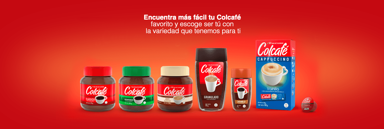 Compra tu Colcafé