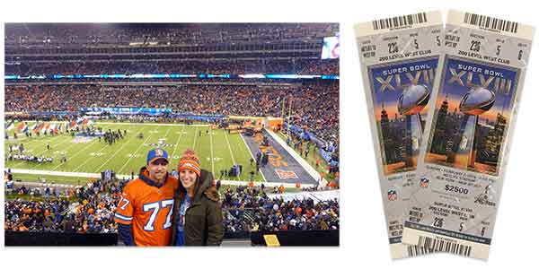 Super Bowl XLVII - Event Photo & Tickets