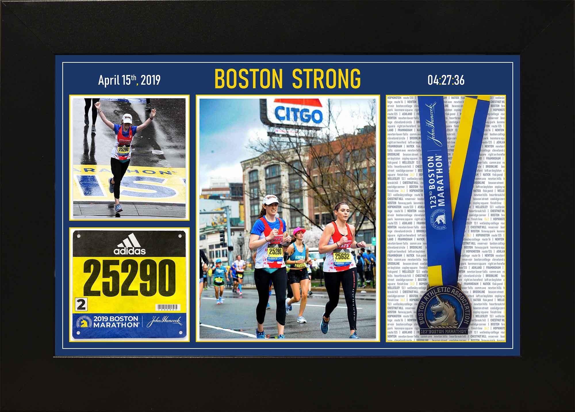 11 x 17 26.2 Marathon Display - CollectEffect