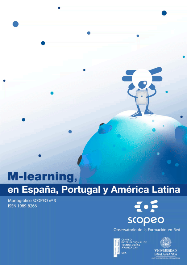 SCOPEO #3: M-learning en España, Portugal y América Latina