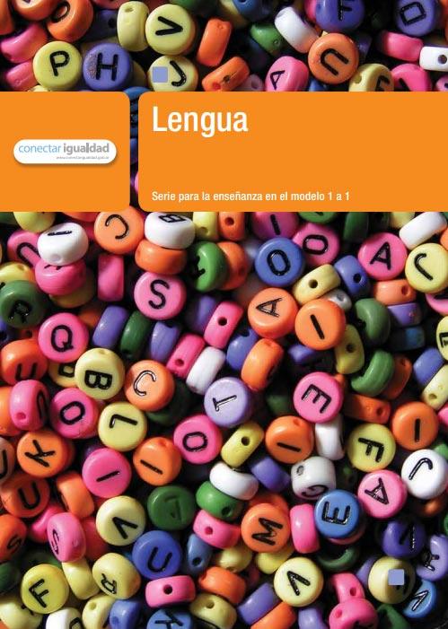 Lengua 1. Serie para la enseñanza en el modelo 1 a 1