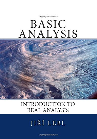 Basic Analysis: Introduction to Real Analysis