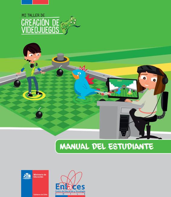 Mi Taller de Creación de Videojuegos: Manual del Estudiante