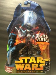 Star Wars, Revenge of the Sith Action Figures Catalog - DASH