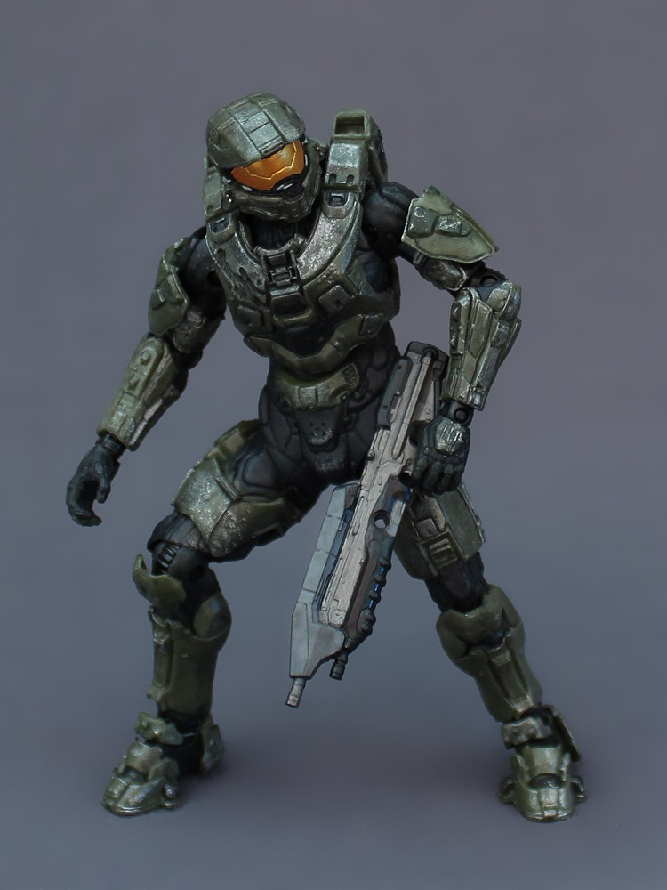 master chief dash action figures. Black Bedroom Furniture Sets. Home Design Ideas