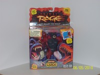 Primal Rage Action Figures Catalog Dash Action Figures
