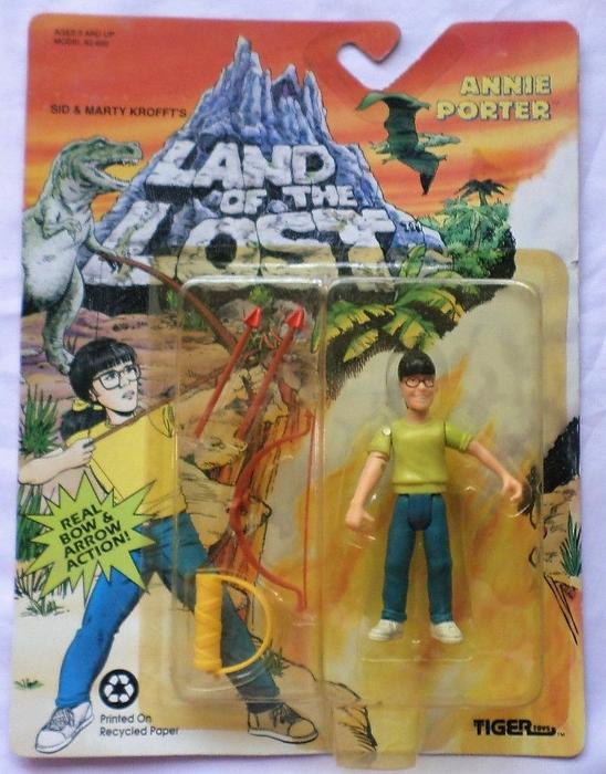 Land of the Lost, Tiger Toys Action Figures Catalog - DASH Action ...