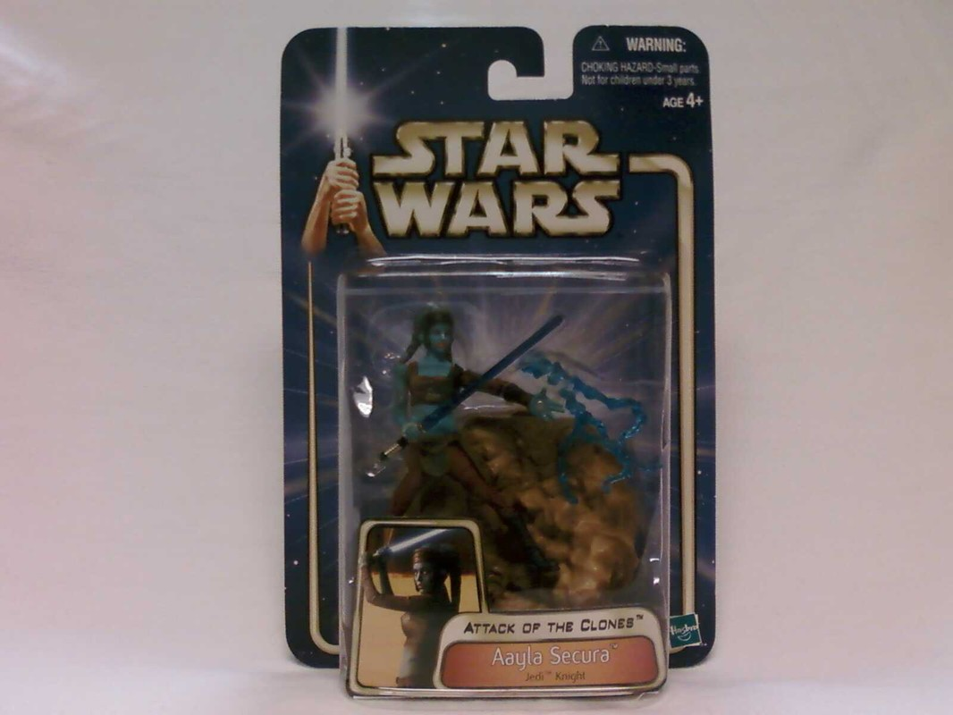 Aayla Secura (Jedi Knight) - - DASH Action Figures
