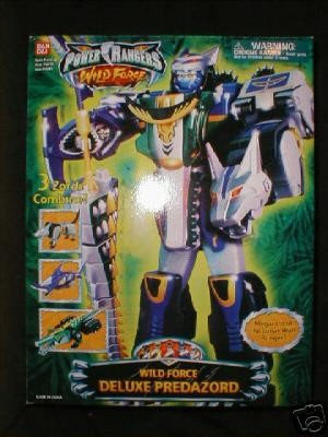 Wild force deluxe predazord dash action figures wild force deluxe predazord thecheapjerseys Image collections