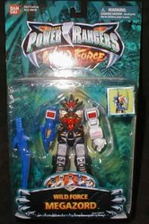 Power Rangers, 5 Inch Action Action Figures Catalog - DASH Action
