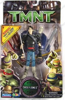 Teenage Mutant Ninja Turtles Tmnt 2007 Series Action Figures Catalog Dash Action Figures