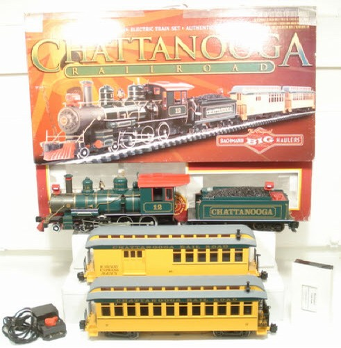 Bachmann 90038 Chattanooga R-T-R Train Set - - Trainz Auctions