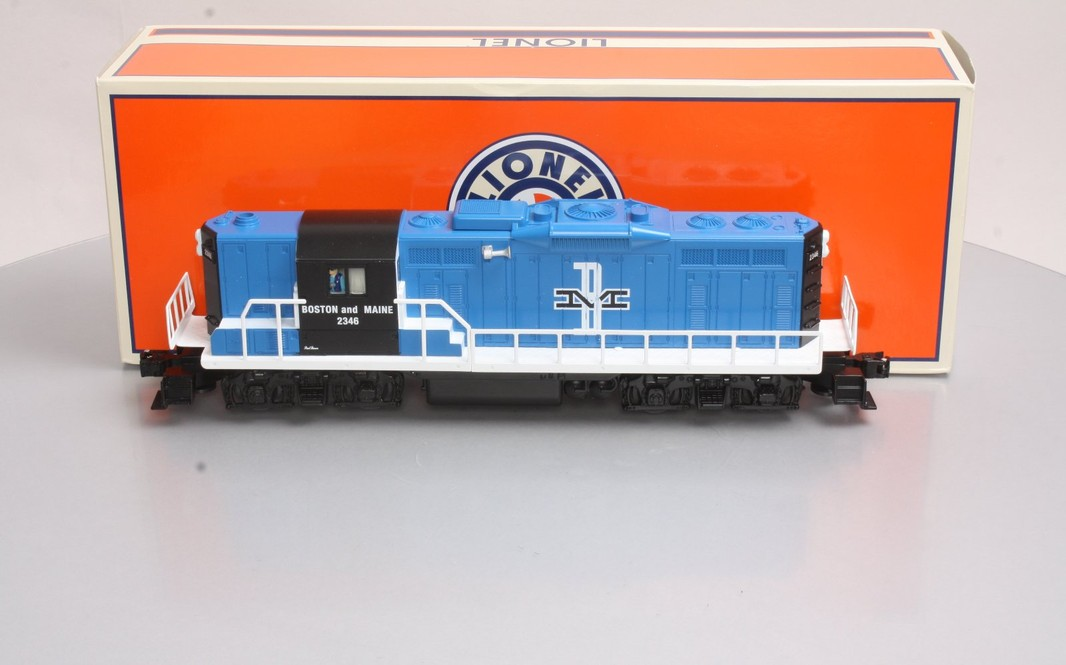 Lionel 6-81032 Boston Maine GP-9 Diesel Locomotive #2346