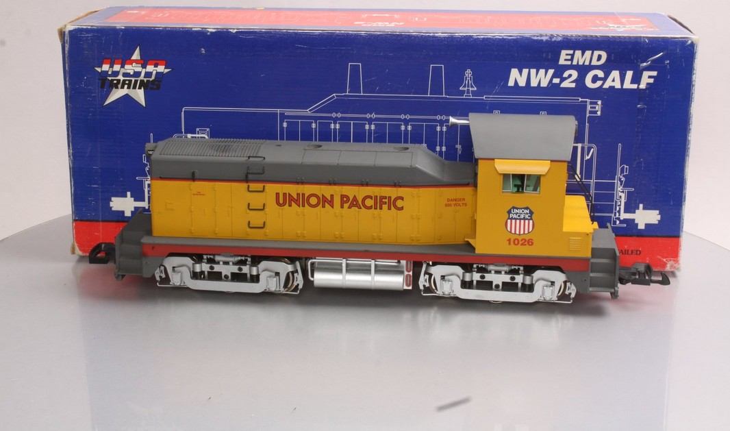 USA Trains 22007 Union Pacific EMD NW-2 Diesel Loco