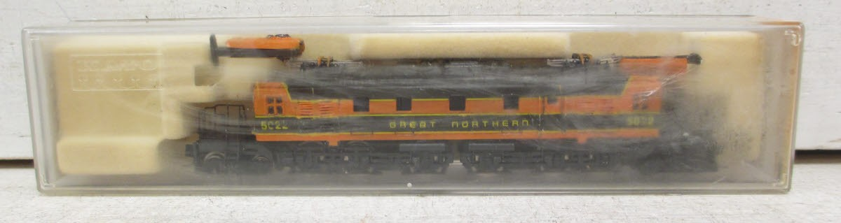 Con-Cor 2080A N Scale Great Northern Electric Locomotive