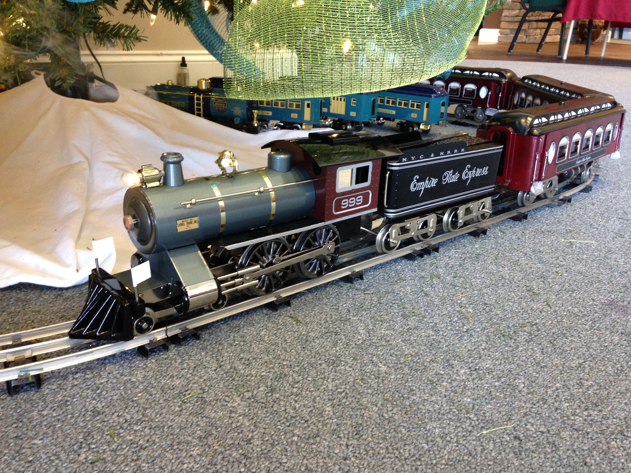 Lionel Corporation No  6 Steam Engine w/Proto-Sound 3 0
